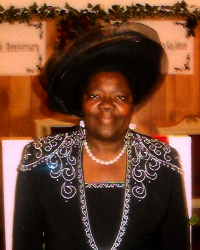 Evangelist Nancy Johnson