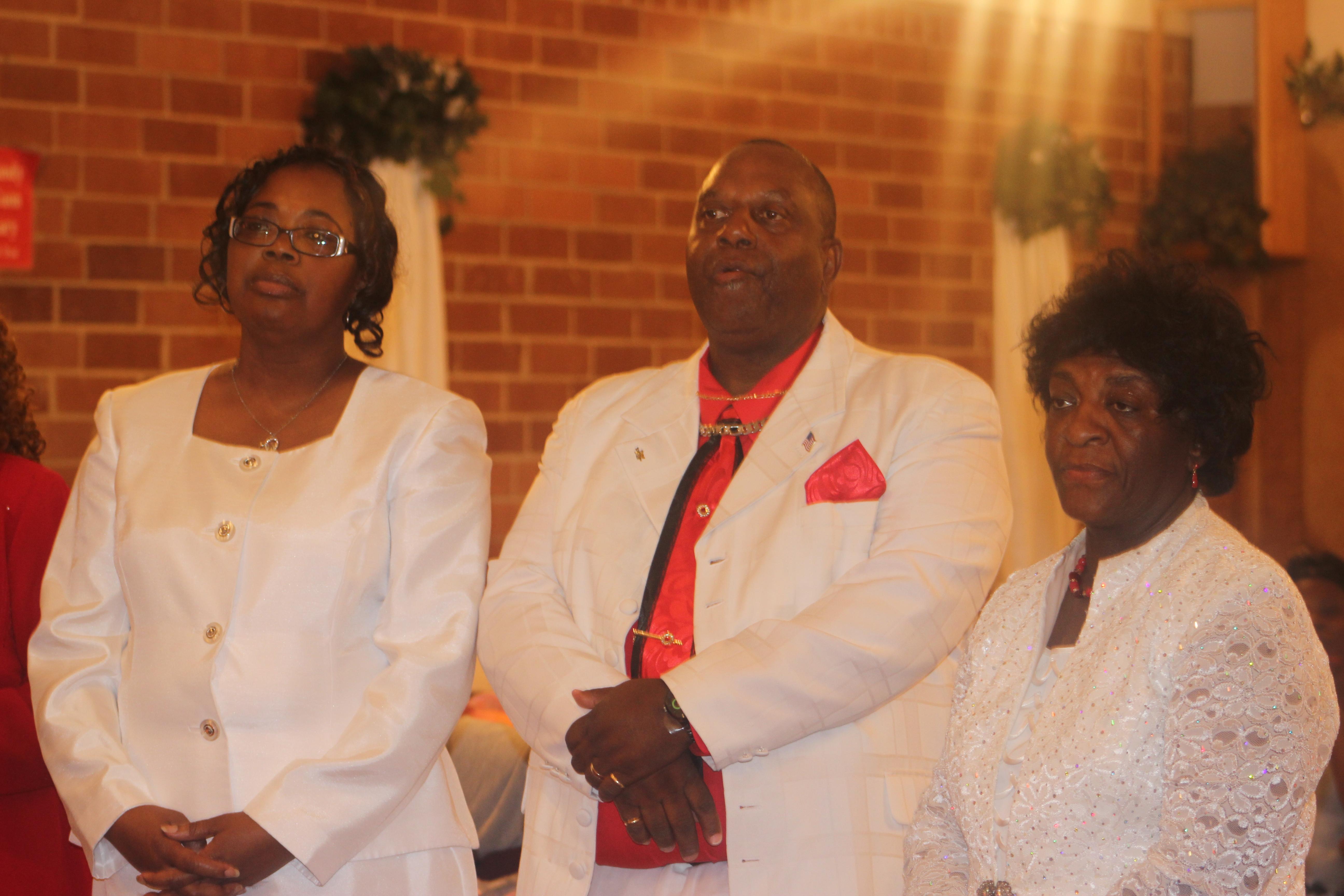 2014 Ordination Service